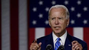 Wegen Corona-Pandemie: Falsche Entscheidung zwischen Gesundheit und Wirtschaft: Joe Biden wirft Trump Versagen vor