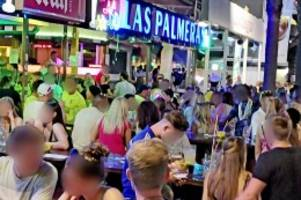 Corona-Pandemie: Corona: Mallorca macht Lokale auf dem Ballermann dicht