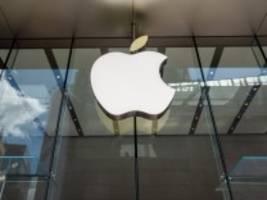 Urteil: EU-Gericht: Apple muss keine 13 Milliarden Euro Steuern nachzahlen