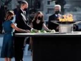 Spanien gedenkt 28.400 Corona-Toten mit großem Trauerakt