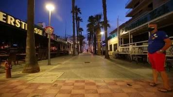 Video: Schluss mit Party auf Mallorca