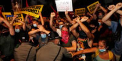 welle der proteste in israel: träumen vom ende der Ära bibi