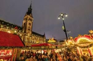 Pandemie: Trotz Corona – Hamburger Weihnachtsmärkte sollen öffnen