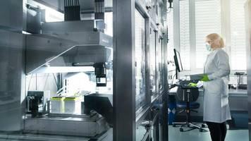 Biotechunternehmen: Biontech erhält in China grünes Licht für Corona-Impfstoff-Studie