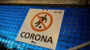 Coronavirus: Gesundheitsminister für lokale Beschränkungen nach Corona-Ausbruch