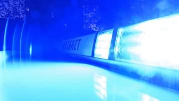 Schwere Verletzungen: Mann nach Feuer in Biergarten gefunden