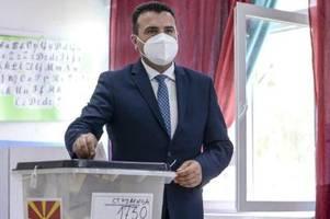 wahl in nordmazedonien: sozialdemokraten erklären sieg