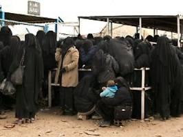bund warnt vor radikalisierung: flüchtlingslager al-hol soll terror-schule sein