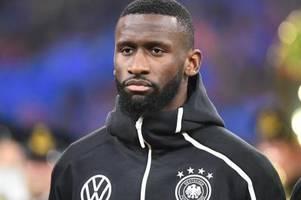 antonio rüdiger: dfb-team bei em 2021 kein topfavorit
