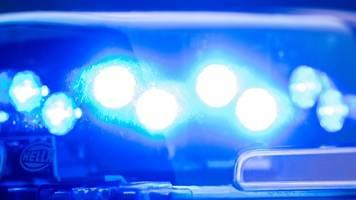 motorradfahrer stirbt bei lastwagenunfall in würzburg