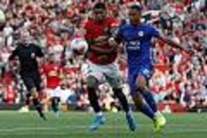 premier league, 38. spieltag - leicester city - manchester united im live-ticker: liga-finale um die champions league