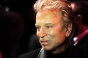 las vegas-duo: siegfried fischbacher: ich vermisse roy unendlich