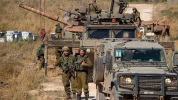 Schüsse an Grenze: Israels Militär stoppt Hisbollah-Kämpfer