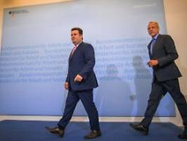 ab herbst zwölf euro pro stunde?: kommissionschef rügt heils mindestlohn-plan