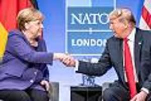 Deutsche Standorte in Sorge  - Entscheidung steht bevor: Wie hinter den Kulissen um Abzug von US-Truppen gerungen wird