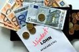 """heil forderte kräftige erhöhung - """"höchst problematisch"""": kommissionschef rät von 12-euro-mindestlohn vorerst ab"""