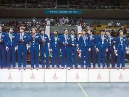 die olympia-sieger von 1980: sie sind gesamtdeutsche handball-helden