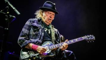 Neil Young: Neuer Protestsong gegen Donald Trump