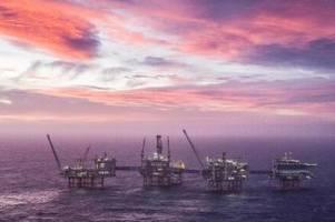 greenpeace fordert ende der Öl- und gasindustrie in nordsee
