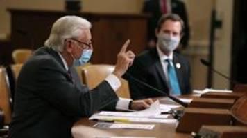 liveblog: ++maskenpflicht für us-abgeordnete++