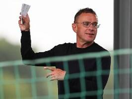 Vertragsauflösung: Ralf Rangnick verlässt Red-Bull-Konzern