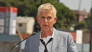 Ellen DeGeneres: Talkmasterin entschuldigt sich bei ihrem Team
