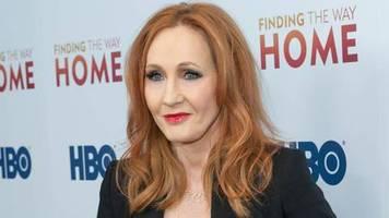 J.K. Rowling: 55. Geburtstag in der Krise