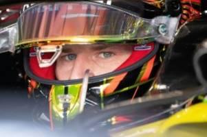 Rennsport: Formel-1-Comeback des Jahres für Nico Hülkenberg