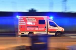 Unfälle: 83-Jähriger stirbt bei Zusammenstoß mit Lastwagen