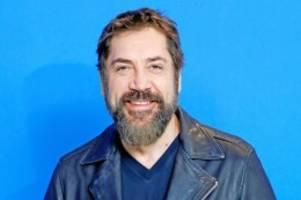 Interview: Filmstar Javier Bardem schöpft beim Psychotherapeuten Kraft
