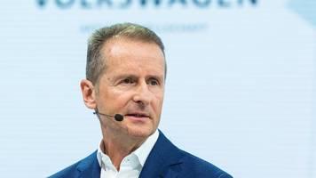 volkswagen-chef: wolfsburg muss sich stärker reformieren