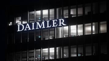 Welle von Dieselklagen gegen Daimler in Stuttgart
