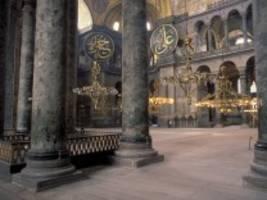 Architektur und Musik: Der Klang der Hagia Sophia