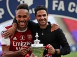 FA-Cup: Aubameyangs Geniestreiche bescheren Arsenal den Pokal