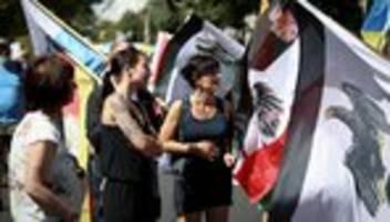 Anti-Corona-Demonstration: Tausende bei Anti-Corona-Demo in Berlin versammelt