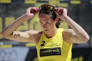 beachvolleyball: kira walkenhorst: mega-comeback und dann doping-probe