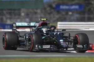 Formel 1: Bottas im Training vorn - Vettel in Silverstone nur 14.