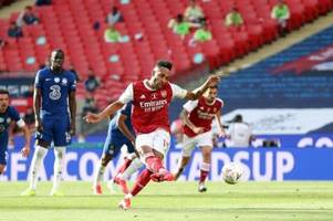 Arsenal-Coach Arteta glaubt an Aubameyang-Verbleib in London