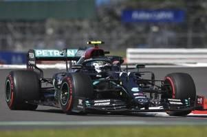 Bottas im Training vorn - Vettel in Silverstone nur 14.