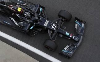 Motorsport:Bottas im Training vorn - Vettel in Silverstone nur 14.