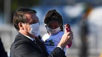 bolsonaro nach corona-infektion: wovor haben sie angst?