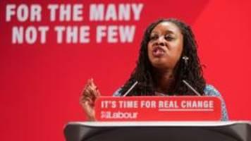großbritannien: schwarze abgeordnete berichten von rassismus