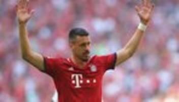 Ex-Nationalspieler: Sandro Wagner beendet Karriere und will Trainer werden