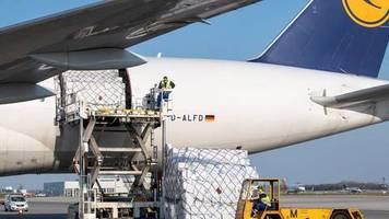 Corona-Krise: Lufthansa Cargo erwartet weiterhin hohe Luftfracht-Nachfrage