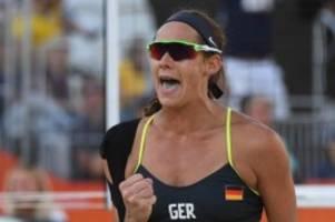 beachvolleyball: comeback gelungen: walkenhorst schafft qualifikation für dm