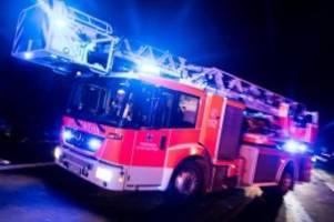 Hamburg: 58-Jährige bei Wohnungsbrand lebensgefährlich verletzt