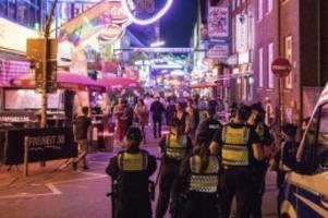 Newsblog für Norddeutschland: Corona-Auflagen: Weniger Feiernde in Hamburgs Party-Hotspots