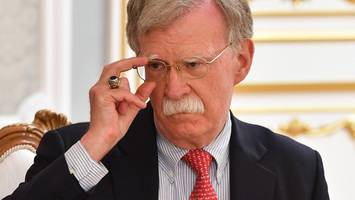 USA: John Bolton warnt vor Donald Trump – und vergleicht ihn mit Obama