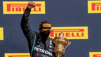 Formel 1: Hamilton siegt kurios - Desaster für Vettel und Hülkenberg
