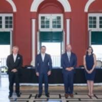 förderung von investitionen in forschung und entwicklung: 100.000-€-spende der kenup foundation an den covid-19 r&d fund in malta
